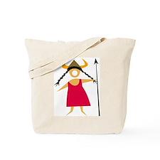 Hildegarde Tote Bag