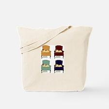 Bo Chair Tote Bag