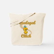 Paralegal Chick #2 Tote Bag