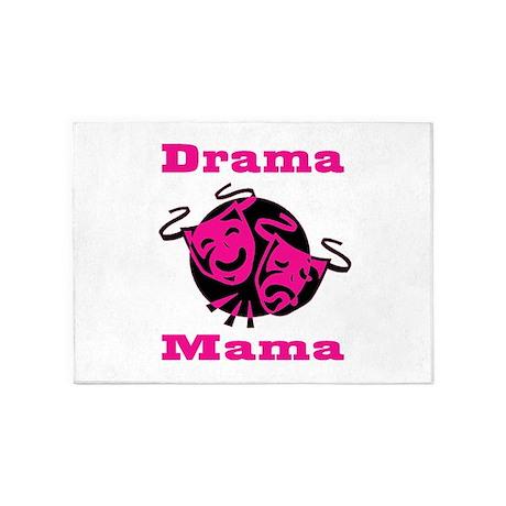 Drama Mama 5'x7'Area Rug