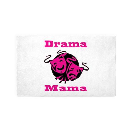 Drama Mama 3'x5' Area Rug