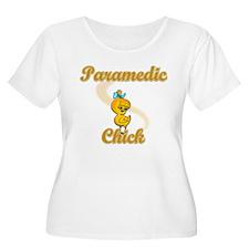 Paramedic Chick #2 T-Shirt