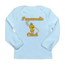 Paramedic Chick #2 Long Sleeve Infant T-Shirt