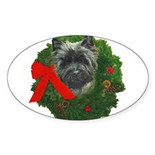 Cairn at Christmas Decal