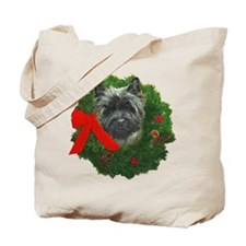 Cairn at Christmas Tote Bag