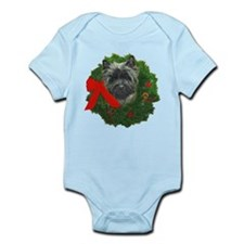 Cairn at Christmas Infant Bodysuit