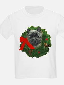 Cairn at Christmas T-Shirt