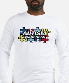 autism-puzzle Long Sleeve T-Shirt
