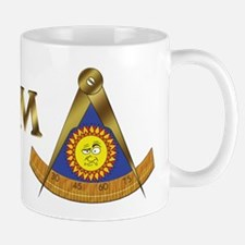 The Grumpy Past Master Small Small Mug