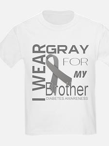 Diabetes Awareness for Brother T-Shirt