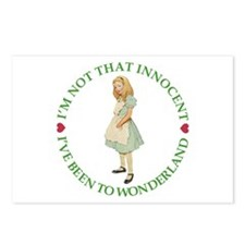 I'm Not That Innocent Postcards (Package of 8)