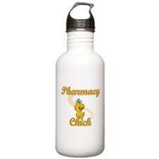 Pharmacy Chick #2 Water Bottle