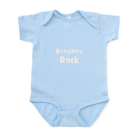 RETAILERS Rock Infant Creeper