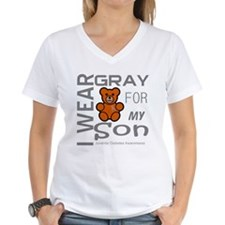 Juvenile Diabetes awareness for Son Shirt