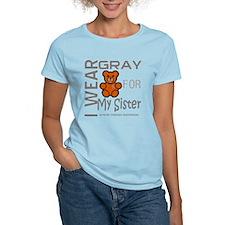 Juvenile Diabetes Awareness for Sister T-Shirt