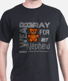 Juvenile Diabetes Awareness Nephew T-Shirt