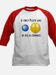 Pluto As Big As Uranus Tee