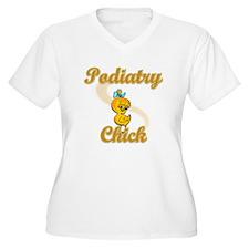 Podiatrist Chick #2 T-Shirt