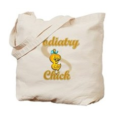 Podiatrist Chick #2 Tote Bag