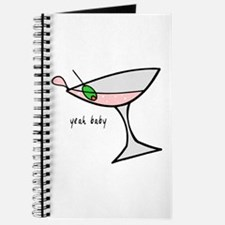 DON'T SPILL MY MARTINI Journal