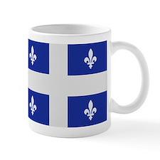 Quebec Canada flag Mug