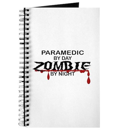Paramedic Zombie Journal