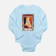 Toddler fun Long Sleeve Infant Bodysuit
