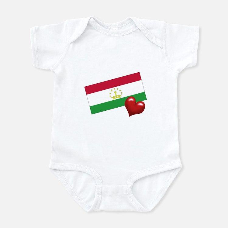 Tajikistan Infant Creeper