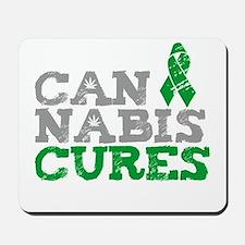 Cannabis Cures Mousepad