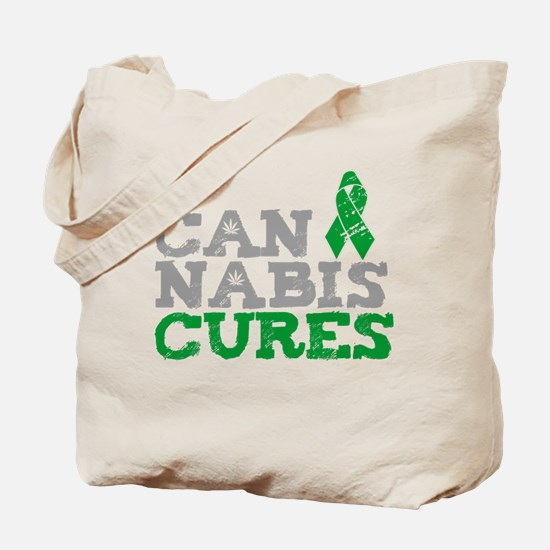 Cannabis Cures Tote Bag