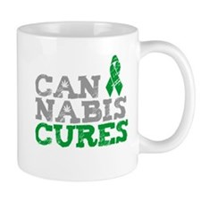 Cannabis Cures Coffee Mug