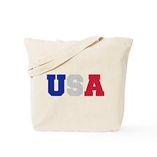 USA flag United States Tote Bag