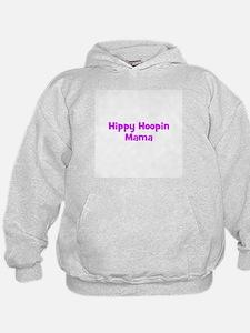 Hippy Hoopin Mama Hoodie