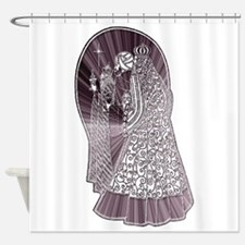 Three Wise Men Christmas Art Shower Curtain