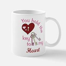 You Hold The Key Mug