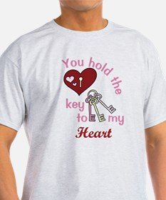 You Hold The Key T-Shirt