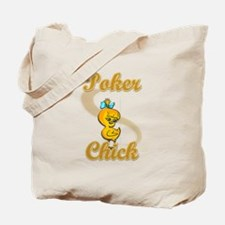 Poker Chick #2 Tote Bag