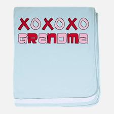 Grandma baby blanket