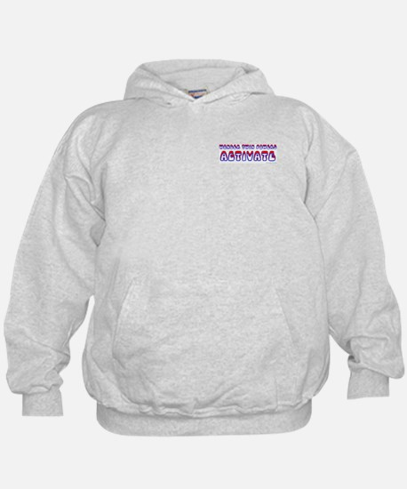 Wonder Twins - Retro Hoody