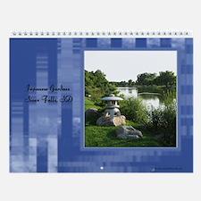 Japanese Gardens Wall Calendar