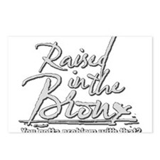 Raised in the Bronx Postcards (Package of 8)