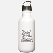Raised in the Bronx Water Bottle