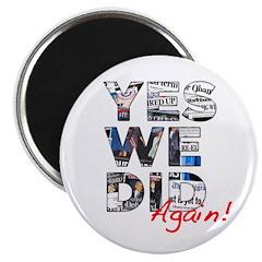 Yes We Did (Again): Obama 2012 2.25