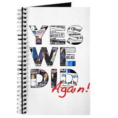 Yes We Did (Again): Obama 2012 Journal