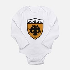 AEK Long Sleeve Infant Bodysuit