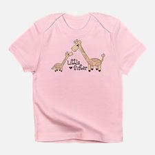 Unique Little sister giraffe Infant T-Shirt