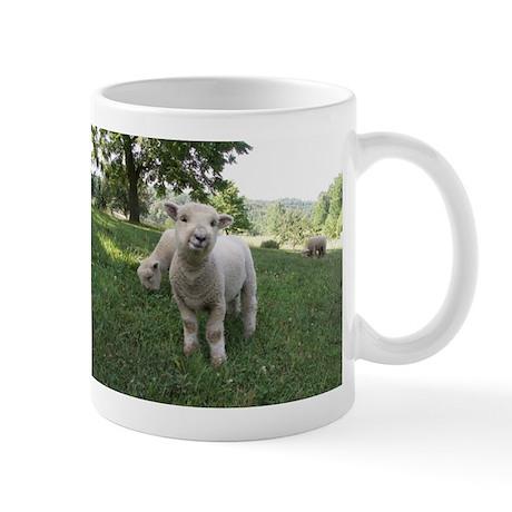 Funny face mug by mylittlesheep for Animal face mugs