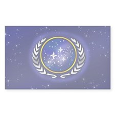 Federation Flag Decal