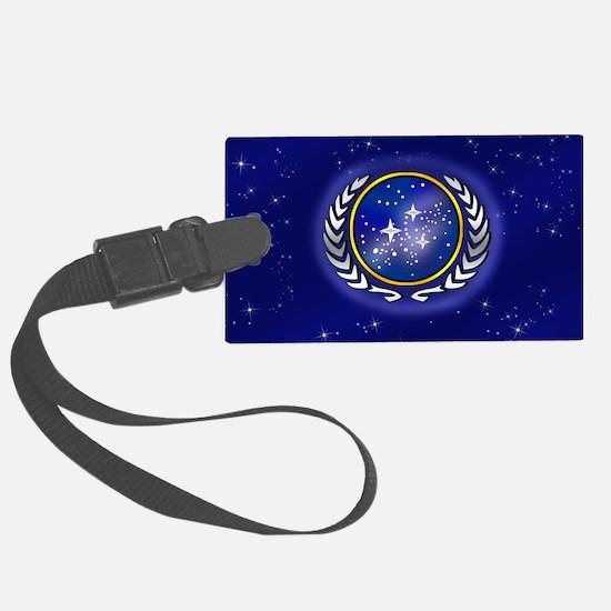 Federation Flag Luggage Tag