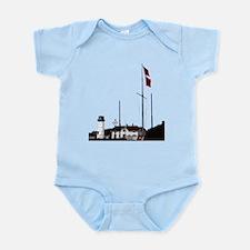Hurricane Flags, Chatham Light Infant Bodysuit